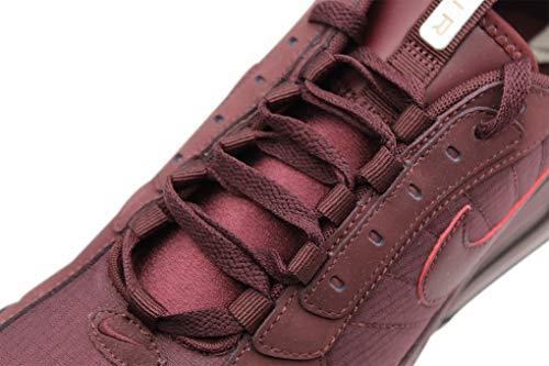 para NIKE Rojo Hombre Zapatillas Rojo Sintético de qfvZ1U