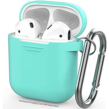 Amazon.com: PodSkinz AirPods Case Protective Silicone