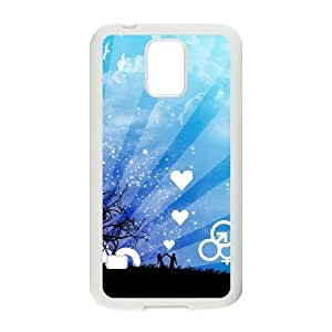 love Original New Print DIY Phone Case for SamSung Galaxy S5 I9600,personalized case cover ygtg603642