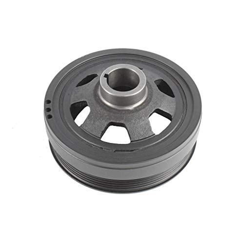 DNJ HBA1415 NEW Harmonic Balancer for 1998-2008 / Mercedez Benz / C320, E320, ML350, CLK500, CL500 / 3.2L-5.0L / V6 / V8 / SOHC (Mercedes Benz Harmonic Balancer)