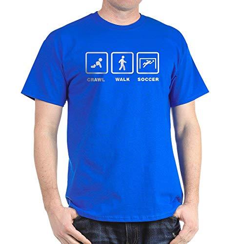 - CafePress Goalkeeping Dark T Shirt 100% Cotton T-Shirt