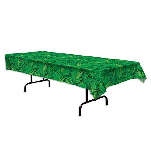 - Palm Leaf Table Cover (54 In. X 108 In.) (Value 3-Pack)