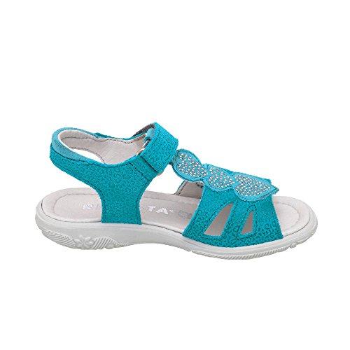 Ricosta Sandale girls Peony M green 7 410454 474rxOq