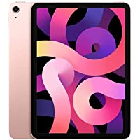 Apple 10.9-inch iPad Air Wi-Fi 64GB - Rose Gold MYFP2TU/A, 4.nesil, 2020