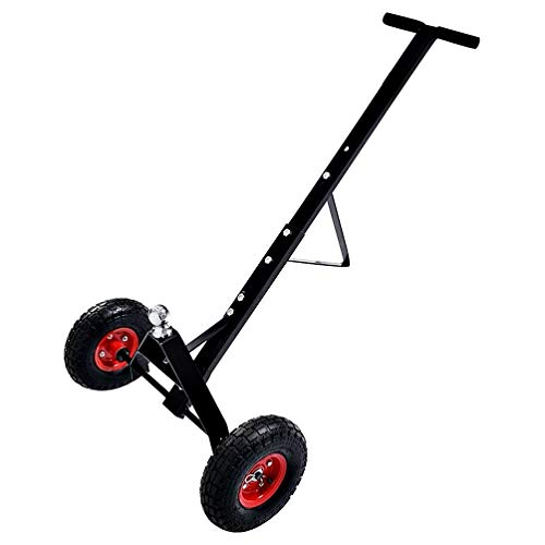 - Allbest2you Heavy Duty Trailer Dolly Utility Boat Kayak Canoe Carrier Jet Ski Hand Trolley Cart 600lb