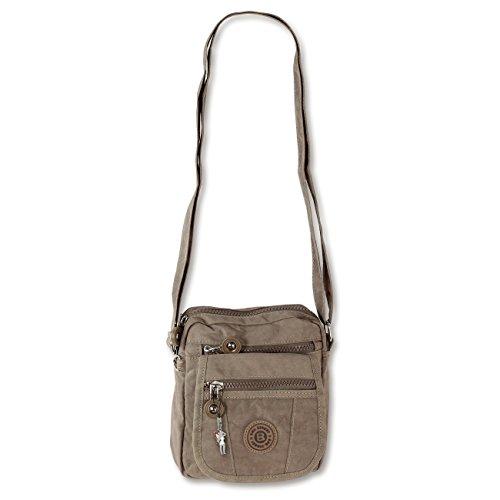 pochette petit épault en bandoulière sac sac Nylon bourse à sac bleu sportif à stone en main xqwvxUr