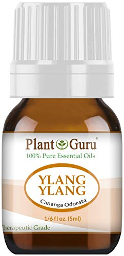 (Ylang Ylang Essential Oil 5 ml 100% Pure Undiluted Therapeutic Grade.)