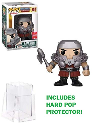 Funko POP! Masters of the Universe, Ram Man SDCC 2018 Shared Exclusive ()