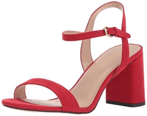 Bcbgeneration Womens Becca Sandal Scarlet