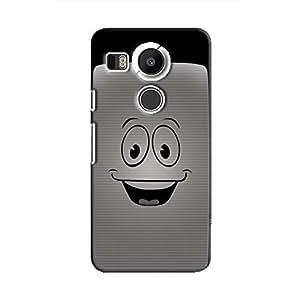Cover It Up - Screenface Nexus 5X Hard case