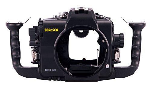 Sea & Sea MDX-6D Underwater Housing for Canon 6D