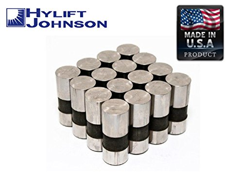 - HYLIFT Hydraulic Flat Tappet Lifters Chevy SB BB 283 327 5.7 350 396 454 US-MADE