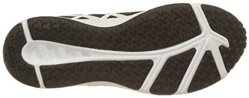 Asics Nitrofuze Tr, Zapatillas de Deporte para Mujer Negro (Black/white/white)