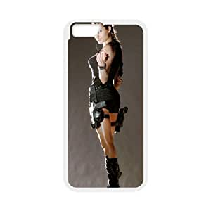 Diy Phone Cover Tomb Raider Lara Croft for iPhone 6,6S 4.7 Inch WEQ429853