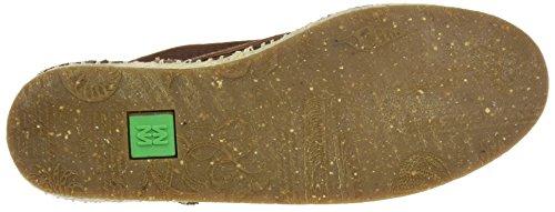 El Naturalista Men N5363 Espadrillas Brown (marrone)