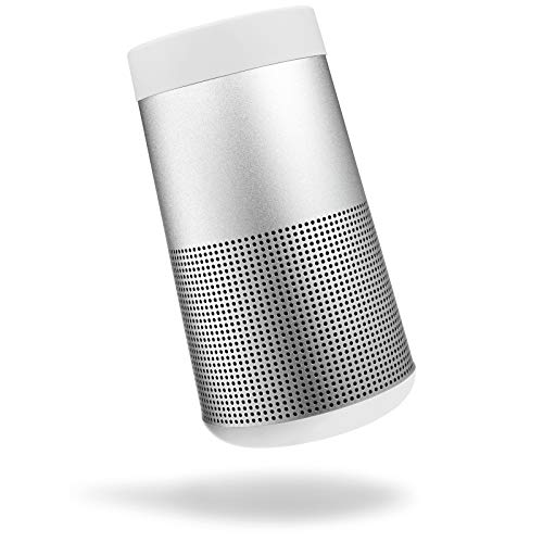 The Bose SoundLink Revolve, the Portable Bluetooth Speaker with 360 Wireless Surround Sound, Lux Gray 2