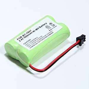 Ultralast Uniden BT-1007 Cordless Phone Battery Replacement For 2 AA w/Mitsumi