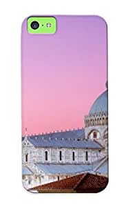 Fashionable Dor24NRjPN Iphone 6 plus (5.5) Case Cover For Leaning Tower Of Pisa, Italy Protective Case With Design