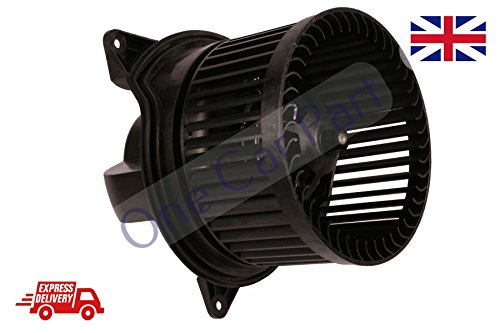LHD ONLY Transit Connect Focus 1999-2005 12 Volt Heater Blower Fan: