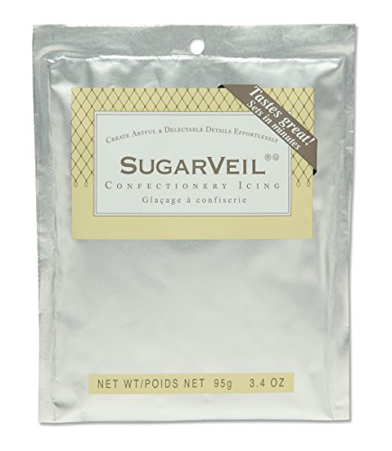 SugarVeil Confectionery Icing 3.4 oz