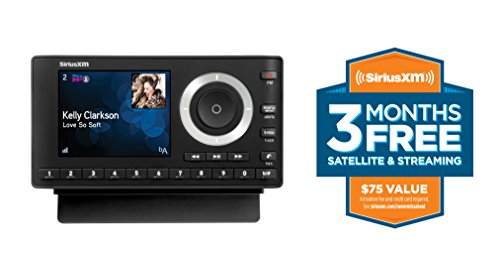 SiriusXM SXPL1V1 Onyx Plus Satellite Radio with Vehicle Kit with Free 3 Months Satellite and Streaming Service by SiriusXM (Image #1)