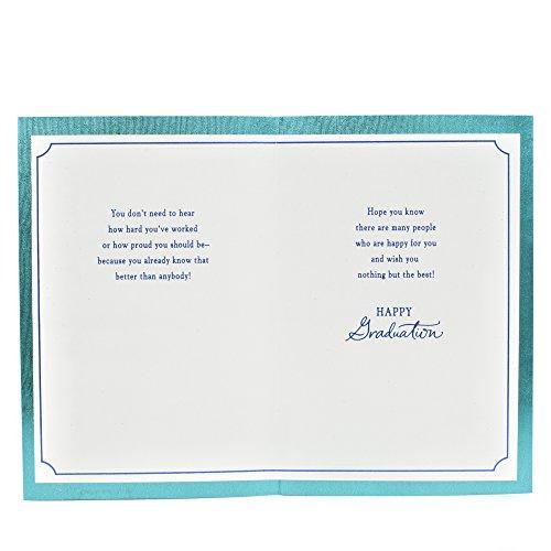 Hallmark Graduation Greeting Card (Happy For You) Photo #3