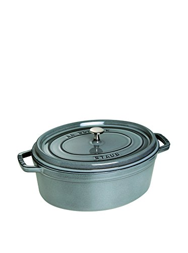 Oval Cocotte - 9