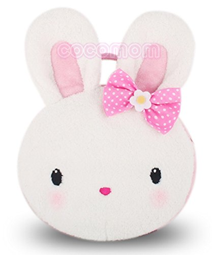 Price comparison product image Konggi) Rabbit 3D Face Cute Kids Backpack
