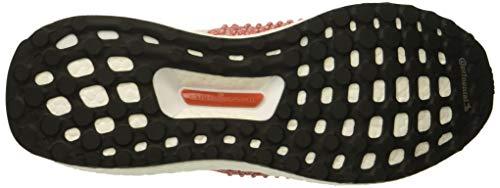 White Running Laceless Men's Shoe Adidas white Ultraboost trace Scarlet ptqPfEwxX