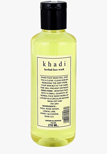 Khadi-Herbal-Face-Wash-210ml