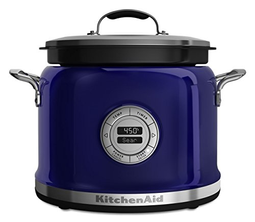 KitchenAid KMC4241BU Multi-Cooker - Cobalt Blue