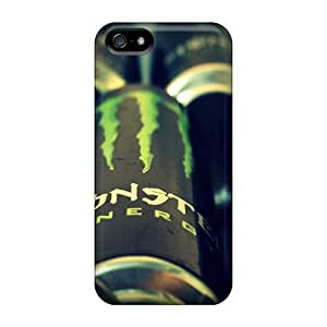 BHarries Case Cover Protector Specially Made For Iphone 5/5s Its Monster Drink