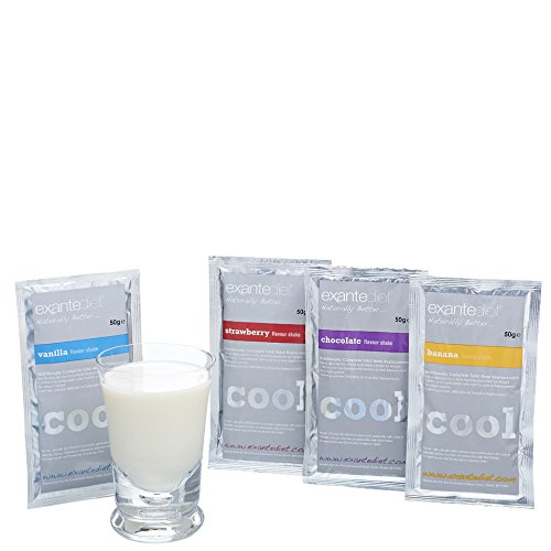 Exante Diet Shakes (Vanilla)