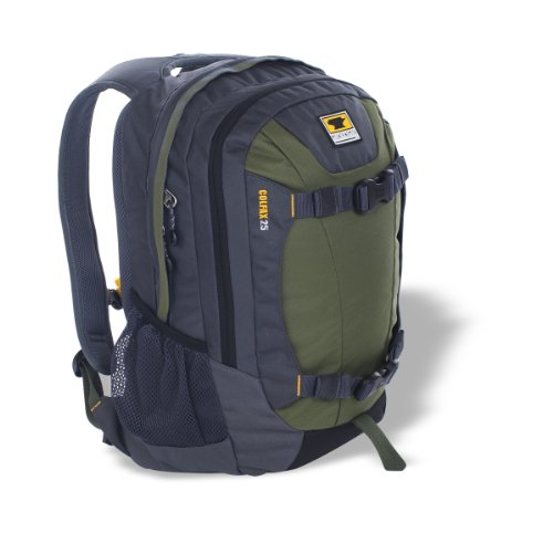 Mountainsmith Colfax 25 Recycled Backpack (Pinon Green), Outdoor Stuffs