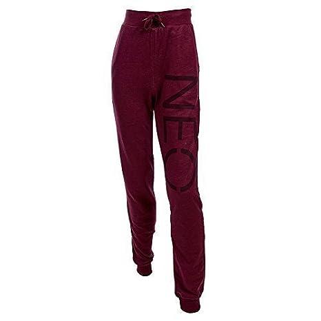 adidas Neo - Pantalones de chándal F89338 | Dunkelrot Talla:XS ...