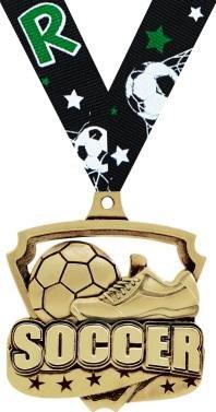 Soccer Medals – 2