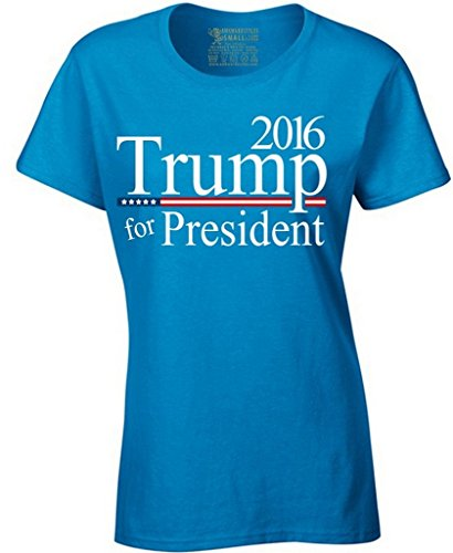 Awkward Styles Awkwardstyles Women's Trump For President T-S