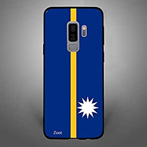 Samsung Galaxy S9 Plus Nauru Flag