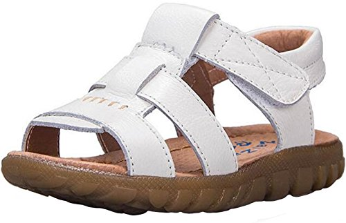 ppxid-boys-girls-leather-open-toe-outdoor-casual-sandal-white-5-us-toddler