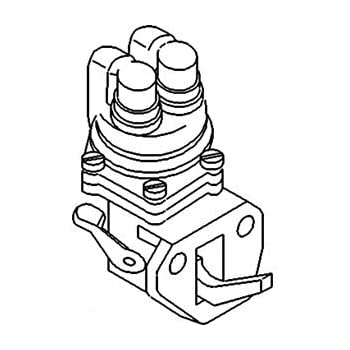 Amazon Com 1446951m91 Fuel Lift Pump For Massey Ferguson Tractor