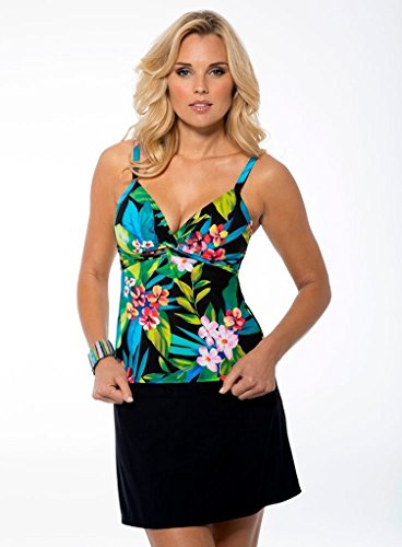 Miraclesuit Roswell Top Multi Color 8