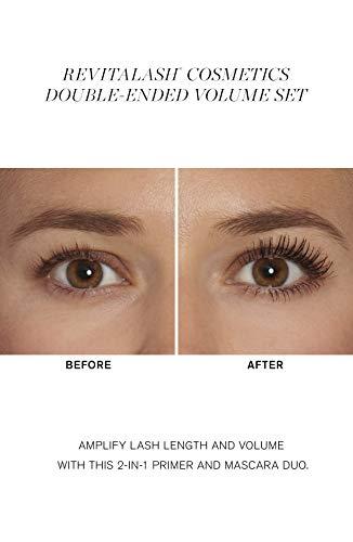 RevitaLash Cosmetics, Double-Ended Volume Set, Hypoallergenic & Cruelty Free
