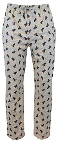 Polo Ralph Lauren Tuxedo Bear Pajama Martini PJ Pants Gray S