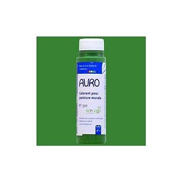 Auro   Colorant Pour Peinture Murale (teinte Vert Oxyde) 0.5 L   N°