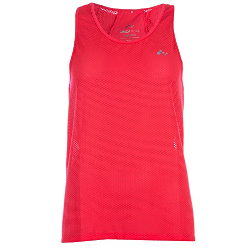 Only Play - Camiseta sin mangas - para mujer Rosa