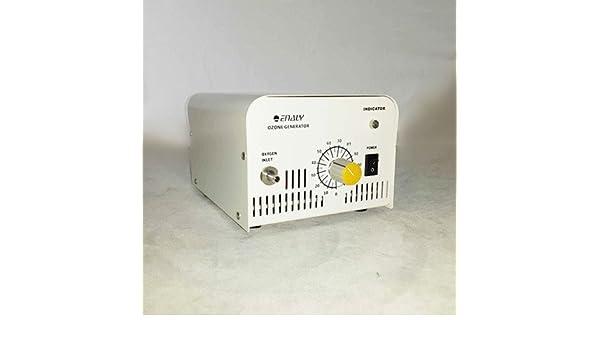Laboratorio Generador de Ozono ajustable 1000 mg/h purificador de ...