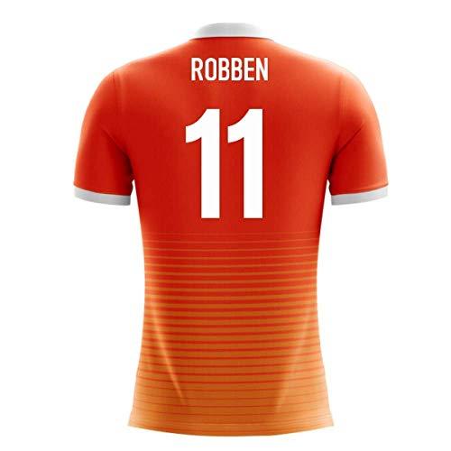 8f8bac82c Adidas FC Bayern Munich UCL Jersey (WHITE). 2018-19 Holland Airo Concept  Home Football Soccer T-Shirt Jersey (Arjen Robben 11)