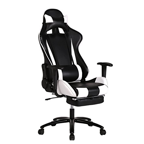 41AgM%2BHFjmL - Office-Chair-High-back-Recliner-Office-Chair-Computer-Chair-Ergonomic-Design-Racing-Chair