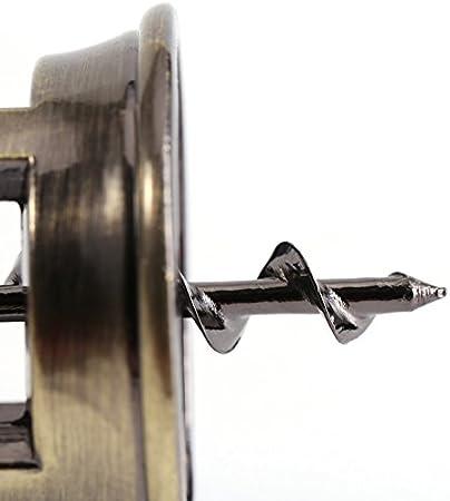 Nicoone Aleación de zinc rojo abridor de botellas sacacorchos extractor de corcho removedor de champán abridor de bar herramienta de bar para el hogar fiesta herramientas Accesorios