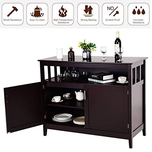 Wall Cupboard Pine (zwan Kitchen Storage Cabinet with Wood Sliding Door with Ebook)